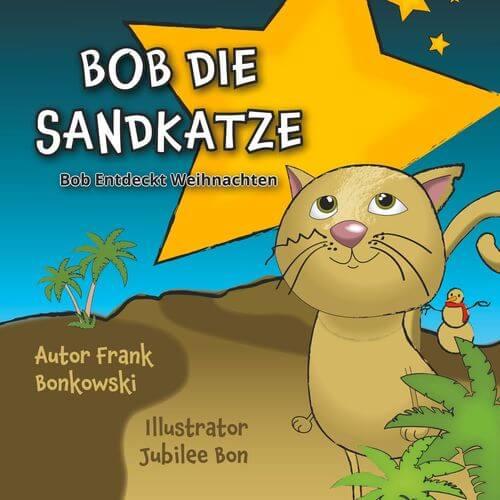 Bob, die Sandkatze