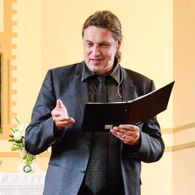 Hochzeitsredner Frank Bonkowski